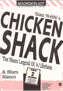 Chicken Shack -  2 dec 1990