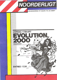 Carnaval Evolution 2000 -  4 mrt 1984