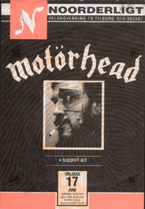 Motörhead - 17 jun 1994