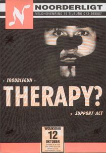 Therapy? - 12 okt. 1994