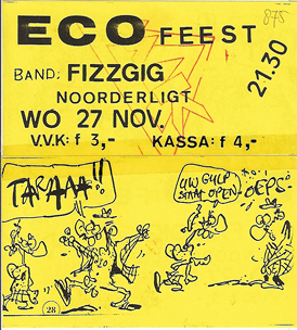 Economenfeest - 27 nov 1991
