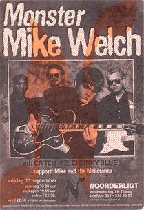 Monster Mike Welch - 11 sep. 1998