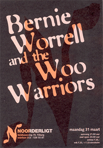 Bernie Worrell  & The Woo Warriors - 31 mrt. 1997