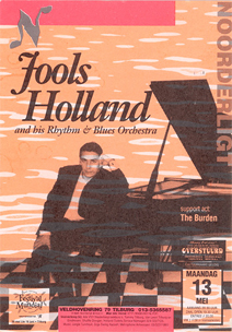Jools Holland & his R & B Orchestra - 13 mei 1996