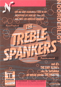 Treble Spankers - 18 feb. 1996
