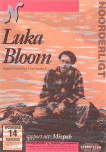 Luka Bloom - 14 feb 1996
