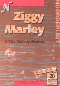 Ziggy Marley & the Melody Makers - 20 nov 1995