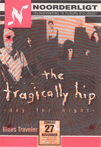 Tragically Hip - 27 nov 1994
