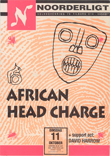 African Head Charge - 11 okt. 1994