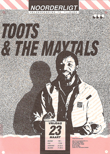 Toots & The Maytals - 23 mrt. 1990