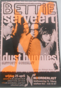 Bettie Serveert - 25 apr. 1997
