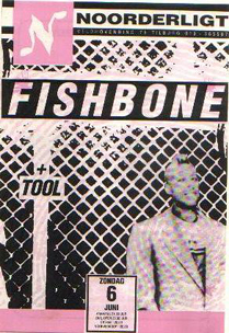 Fishbone -  6 jun. 1993