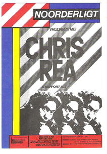 Chris Rea - 18 mei 1984