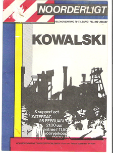Kowalski - 25 feb 1984