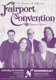 Fairport Convention - 26 nov. 1997