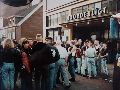 Mönsters Of Röckabilly - 14 okt 1990