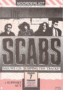 The Scabs -  7 feb 1992