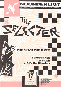 The Selector - 17 apr 1992