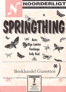 Spring Thing -  7 mei 1992