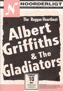 Albert Griffiths & the Gladiators   - 10 mei 1992