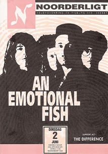 An Emotional Fish -  2 jun. 1992