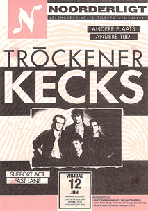 Tröckener Kecks - 12 jun 1992