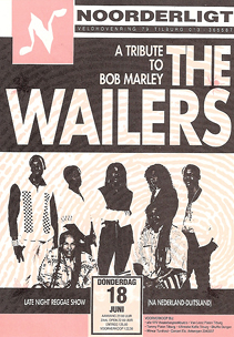 The Wailers - 18 jun. 1992