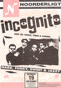 Incognito - 19 sep 1992
