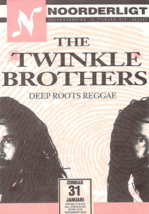 The Twinkle Brothers - 31 jan 1993