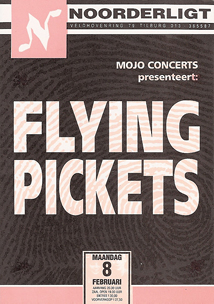 The Flying Pickets -  8 feb. 1993