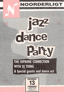 Jazz Dance Party - 13 feb. 1993