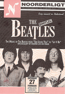 The Bootleg Beatles - 27 feb. 1993
