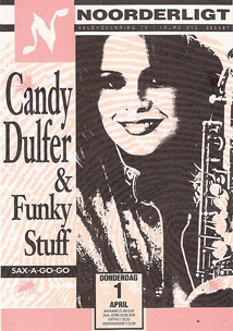Candy Dulfer & Funky Stuff -  1 apr 1993