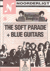 Soft Parade / Blue Guitars -  2 apr. 1993