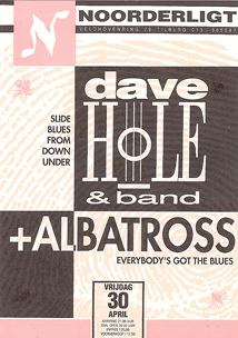 Dave Hole / Albatross - 30 apr. 1993
