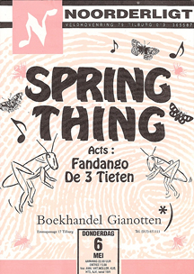 Spring Thing    -  6 mei 1993