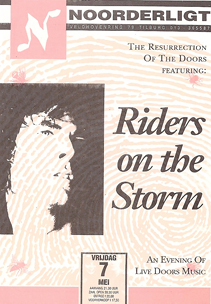 Riders On The Storm -  7 mei 1993