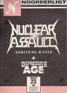 Nuclear Assault - 23 mei 1993