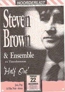 Steve Brown & Ensemble - 22 dec 1991