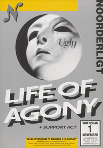 Life Of Agony -  1 nov. 1995