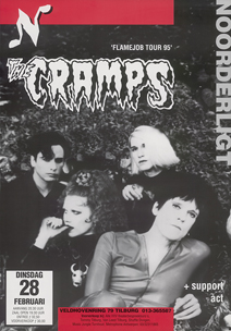 Cramps - 28 feb 1995