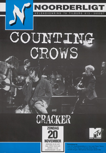 Counting Crows - 20 nov. 1994