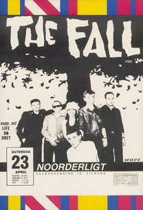 The Fall - 23 apr 1988