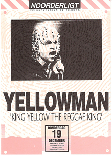 Yellowman - 19 dec 1991