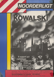 Kowalski - 25 feb. 1984