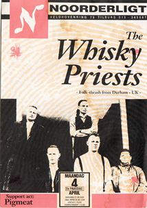 Whisky Priests -  4 apr. 1994