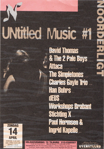 Untitled Music # 1 - 14 apr 1996