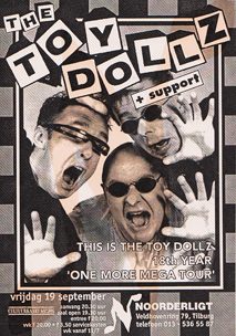 The Toy Dolls - 19 sep 1997