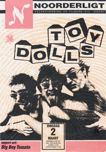 Toy Dollz -  2 mrt 1995