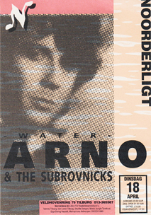Arno & the Subrovnicks - 18 apr 1995